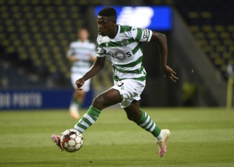PSG sign Portugal full-back Nuno Mendes from Sporting