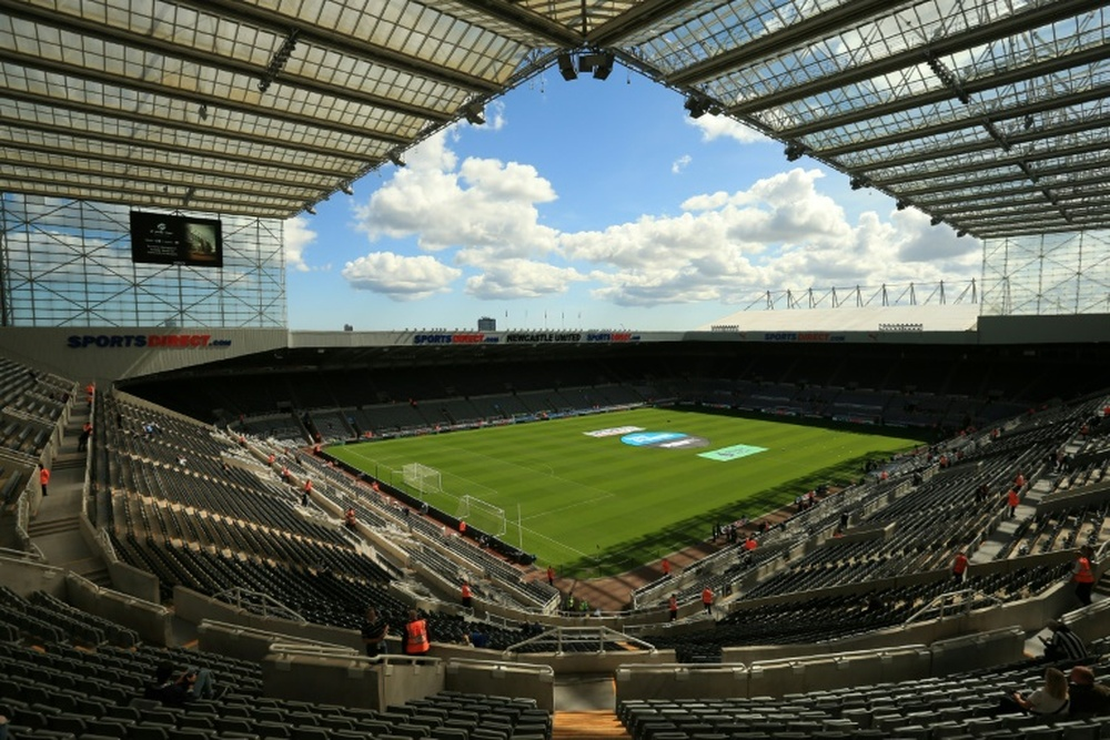 Saudi-backed takeover could make Newcastle a Premier League force. AFP