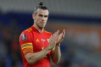 Gareth Bale has been ruled out of the WC Qualifiers with Czech Republic and Estonia. AFP