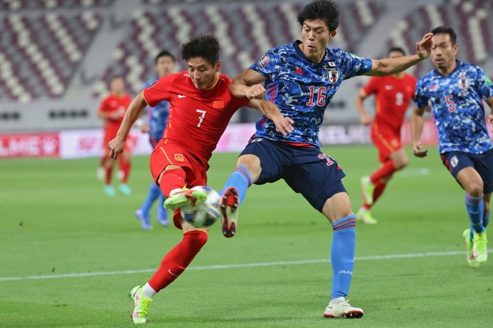 China have suffered yet another poor start to World Cup qualifying. AFP