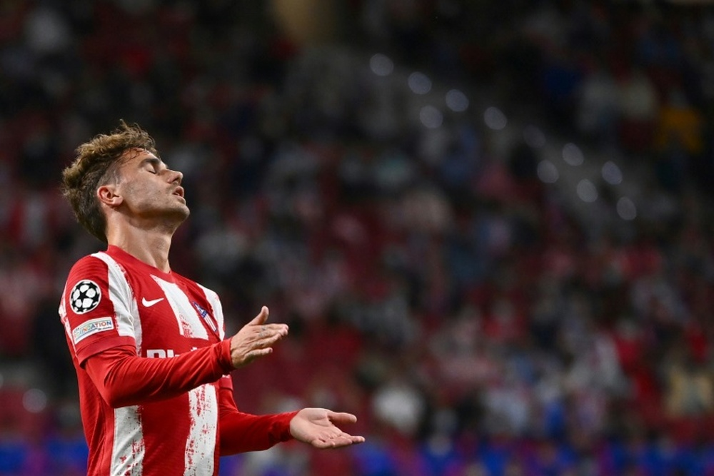 Morbid reception for Griezmann as Atletico given late scare by Porto.