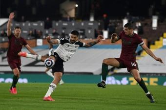 Hat-trick hero: Fulham striker Aleksandar Mitrovic. AFP