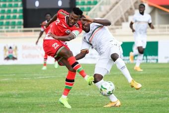 Slimani hits four as Algeria crush 10-man Djibouti in World Cup qualifier