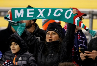Mexico faces Jamaica in this weekend's semi-finals of the CONCACAF Gold Cup. AFP