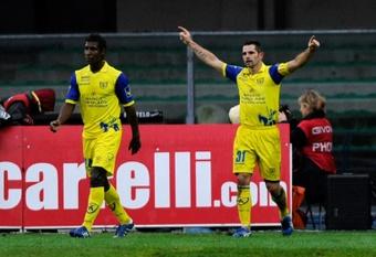 Former Serie A club Chievo Verona go bust. AFP