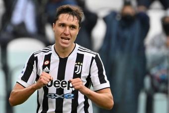 Italy hero Chiesa battling for Juve spot ahead of Chelsea visit.