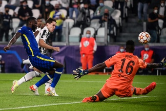 Juventus look to build on Chelsea win in Turin derby. AFP
