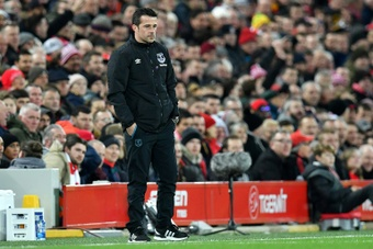 Marco Silva's Fulham remain at the top of the Championship table. AFP