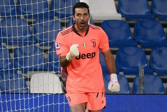 Buffon linked with Monza move. AFP