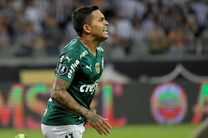 Holders Palmeiras into Copa Libertadores final. AFP