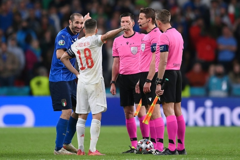 Italy and Spain open Nations League Final Four with replay of Euro 2020 epic. AFP