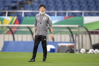 Japan boss vows to fight for World Cup place against Australia