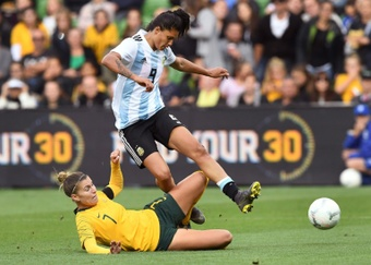 Argentina will face Japan in their World Cup opener. AFP