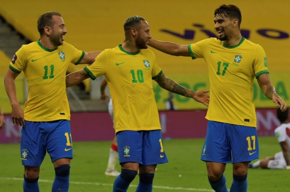 Focussed Brazil have one eye on World Cup qualification