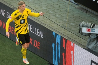 Haaland's Norway hint at pre-match Qatar protest over human rights abuses. AFP