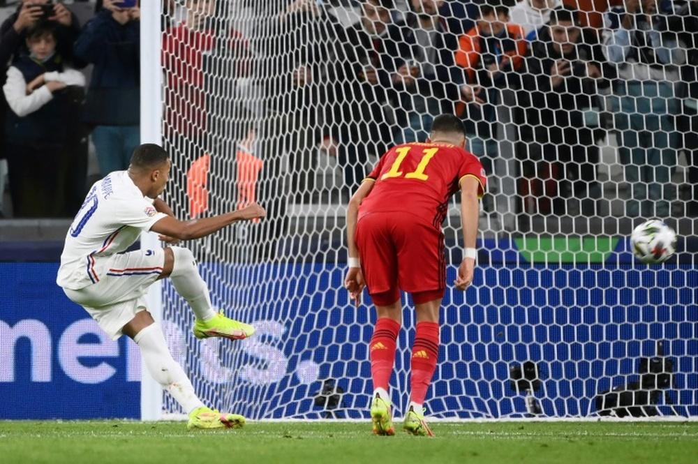 Mbappe has 'winner's mentality', says France captain Lloris. AFP