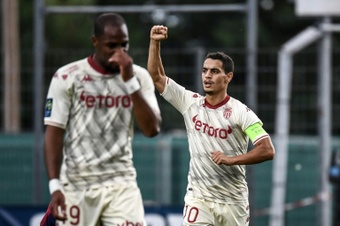 Ben Yedder scores again as Monaco beats Clermont. AFP