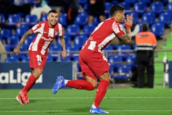 Simeone seeks right attacking blend to reignite Atletico Madrid. AFP