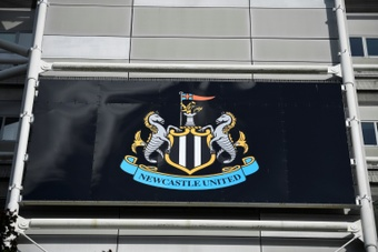 Newcastle is the richest team in the world. AFP