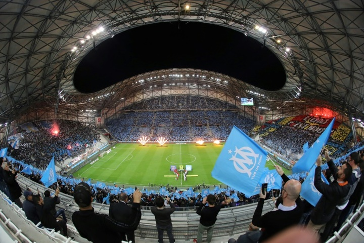 Messi in Marseille: Classic French rivalry has Argentine accent. AFP