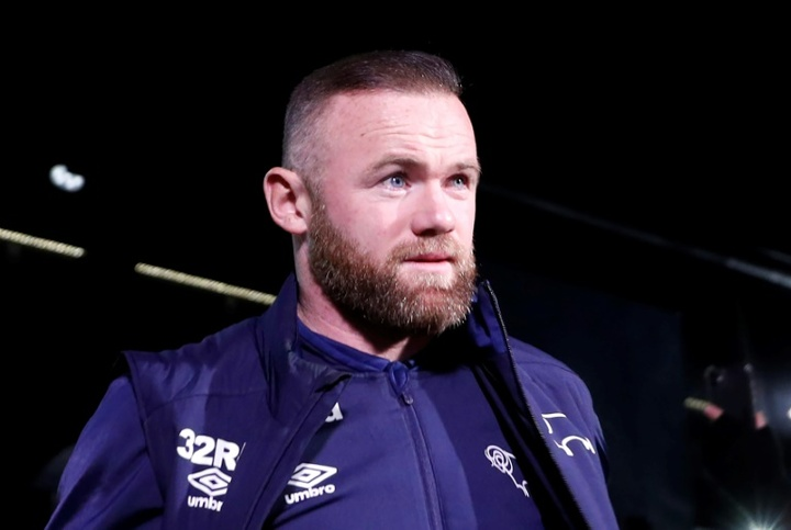 Wayne Rooney features in a behind the series documentary. AFP