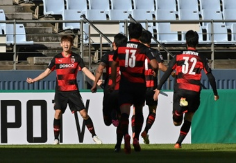 Pohang will be Ulsan's opponent in the AFC Champions League semi-final. AFP