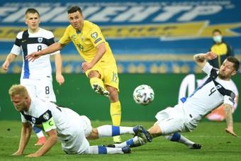 Un oeil sur Finlande-Ukraine pour les Bleus. afp