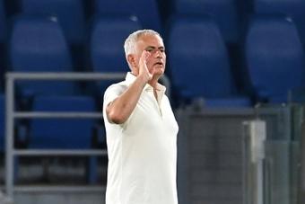 Mourinho 'tranquille' pour ses débuts officiels à la Roma. AFP
