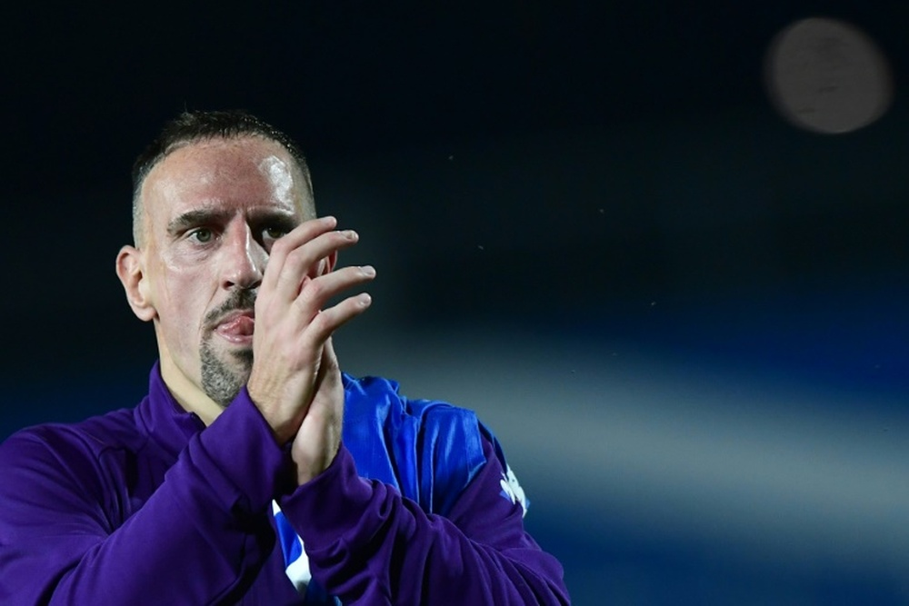 A la Salernitana, la passion selon Ribéry. afp