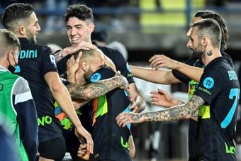 L'Inter, la Lazio et la Roma se relancent. afp