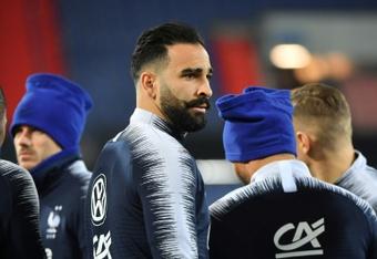 Adil Rami, la fin d'une longue attente à Troyes ?. afp