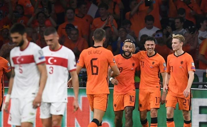 Pays-Bas et Allemagne sur leur lancée. AFP