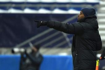 Ligue 2: Toulouse freiné, Sochaux n'en profite pas. AFP