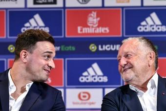 Avec Shaqiri, Lyon mise sur l'appétit de victoire. AFP