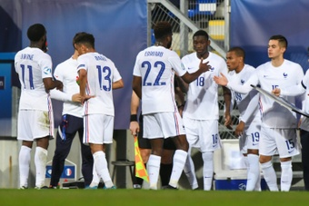 Qualifs Euro-2023: les Bleuets prolongent l'embellie en Serbie