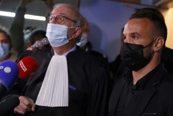 Affaire de la sextape: sa discussion avec Benzema a bouleversé Valbuena. AFP