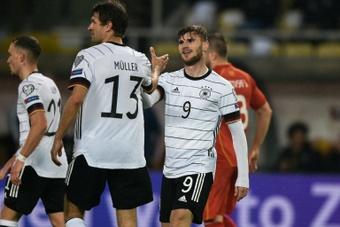 Mondial-2022: l'Allemagne qualifiée avec un doublé de Werner.