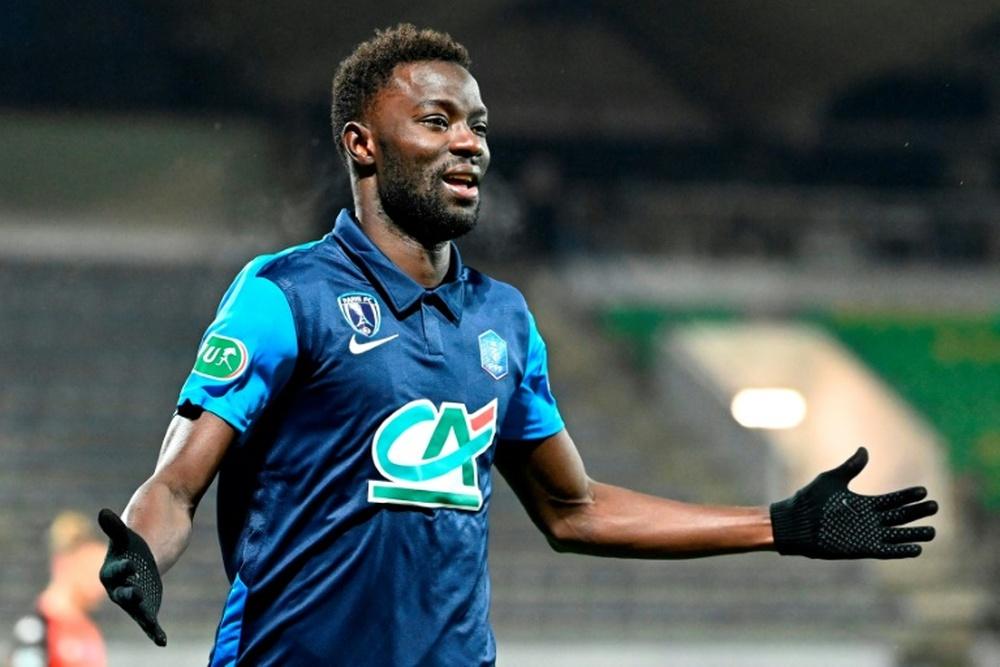 Un choc PFC-Auxerre, Toulouse et Nîmes veulent se placer. AFP