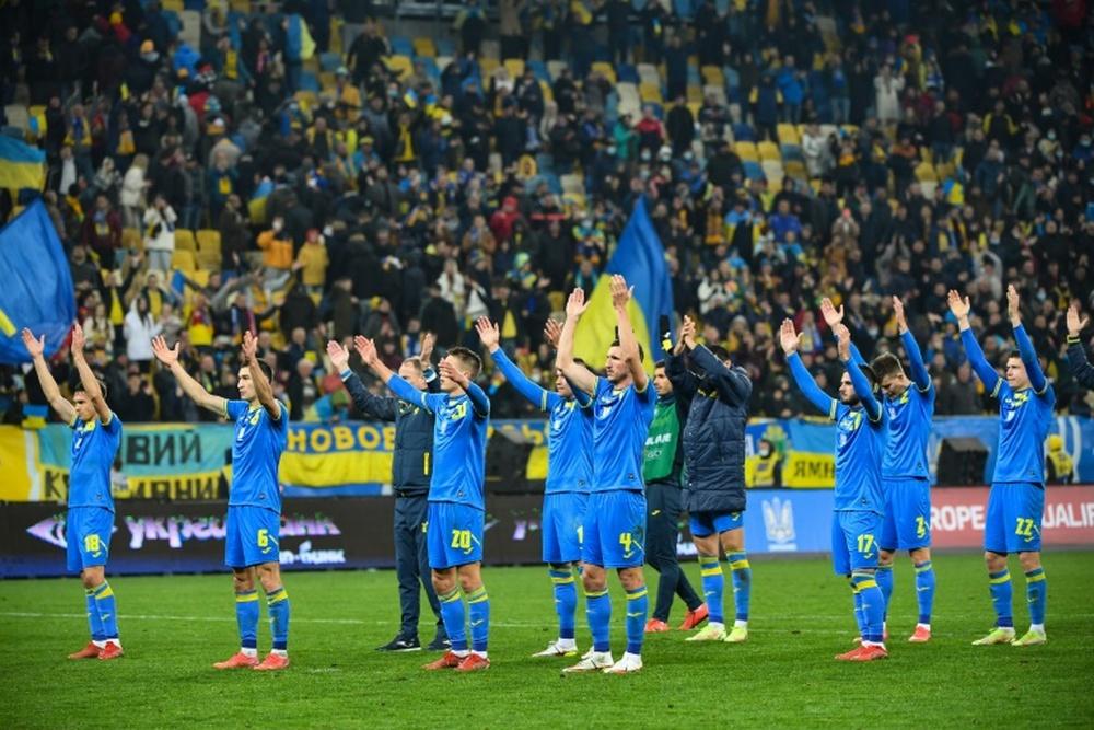 Mondial-2022: l'Ukraine toujours deuxième derrière les Bleus
