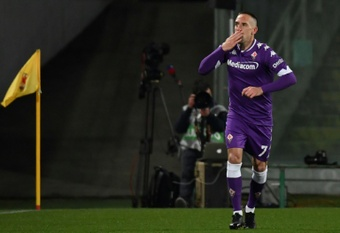Ribéry attendu à la Salernitana. AFP