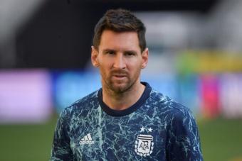 Qualifs Mondial-2022: Messi heureux de retrouver du public dans les stades