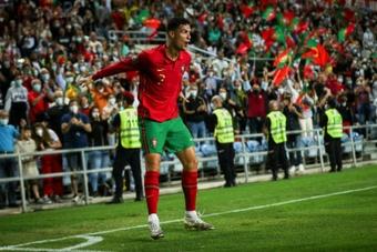 Mondial-2022: le Portugal étrille le Luxembourg avec un triplé de Ronaldo