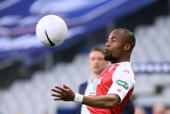 Sidibé, tonton de Monaco à l'ambition retrouvée. AFP