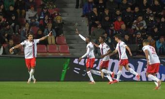 Lyon renverse le Sparta Prague grâce à Paqueta et Toko Ekambi. afp