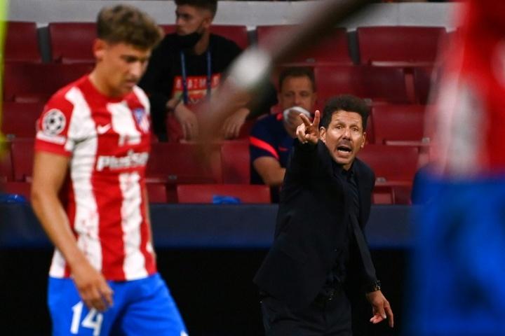 Premier faux-pas pour l'Atlético, défait chez la lanterne rouge. AFP