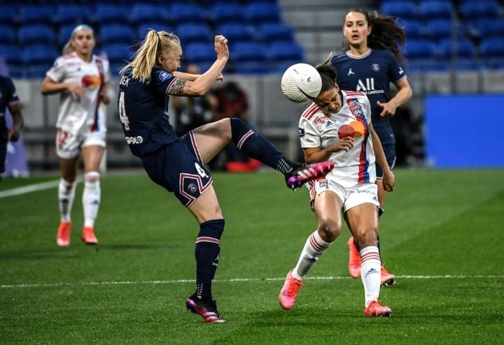 C1 dames: Paris et Lyon pour doubler la mise