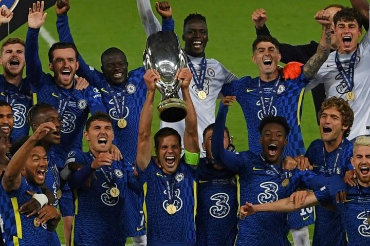 Supercoupe d'Europe: Chelsea et Tuchel lancent leur saison avec un nouveau titre