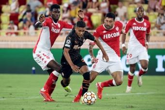 Monaco y croit. AFP
