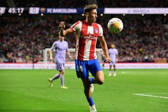 C1: Llorente et Milner, hommes à tout faire de l'Atlético et de Liverpool. AFP