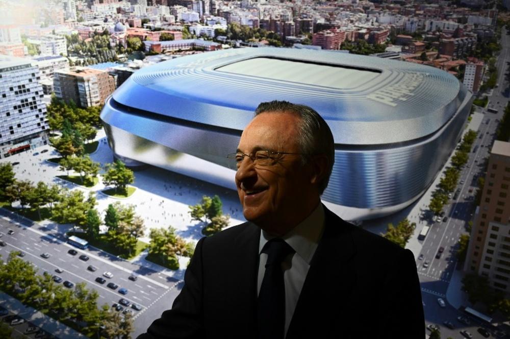 Le Real Madrid, Barcelone et Bilbao contestent officiellement l'accord Liga-CVC. AFP